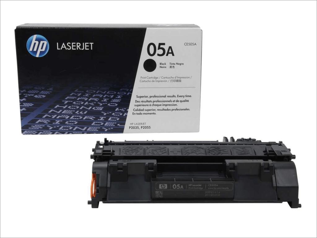 پرینتر laserjet p2035 hp