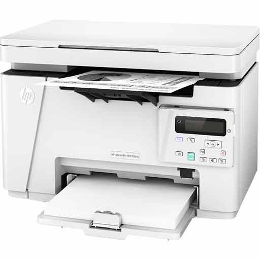 پرینتر چند کاره HP LaserJet Pro MFP M26nw