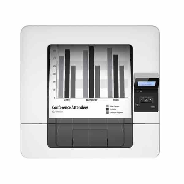 پرینتر M402 DNE- فروش اینترنتی- پرینتر لیزری تک کاره