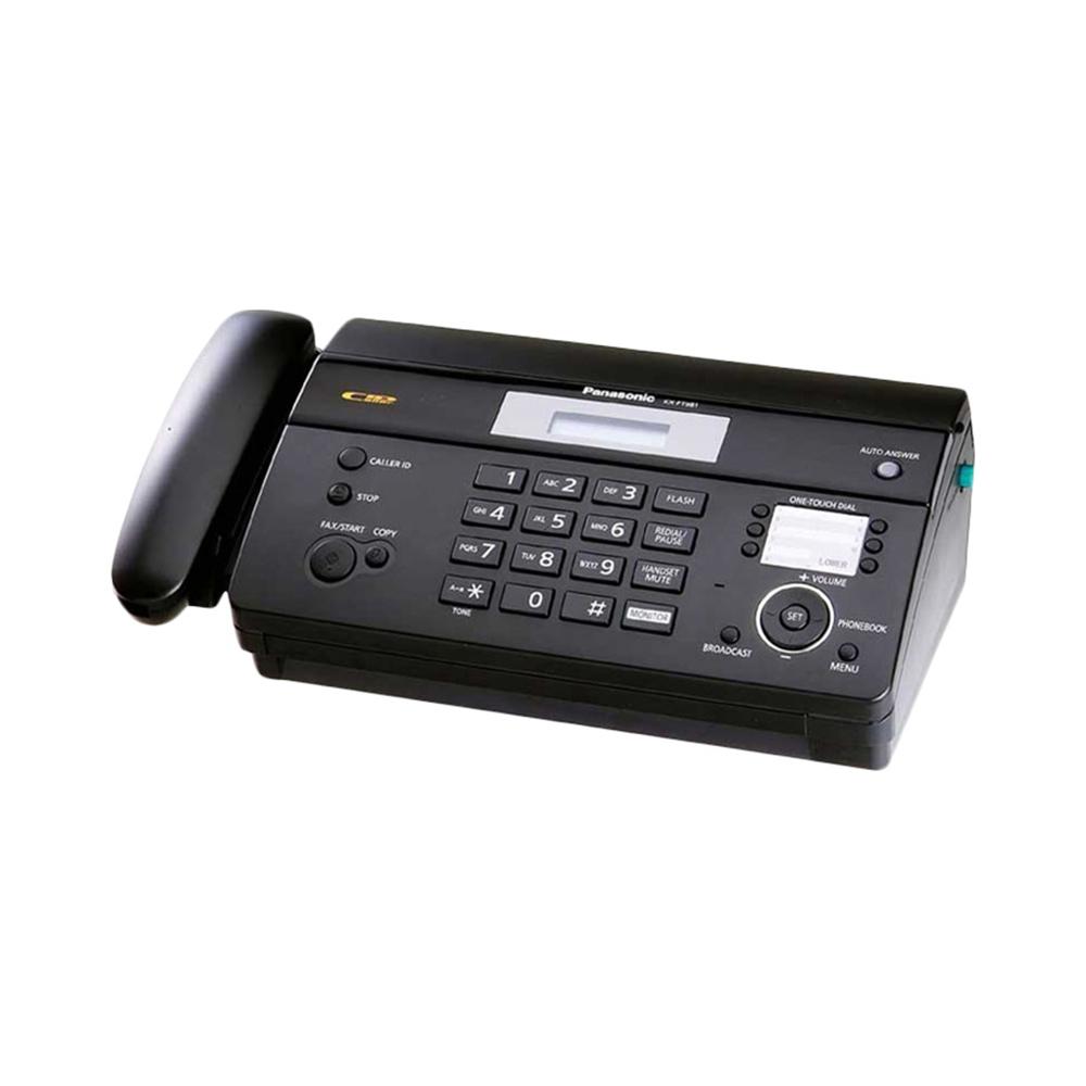 دستگاه فکس پاناسونیک KX-FT981