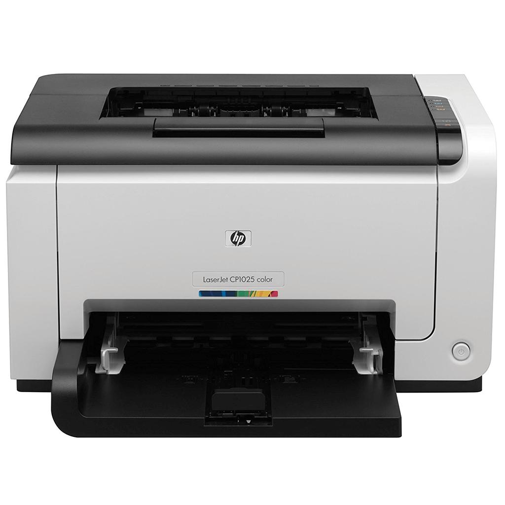 پرینتر لیزری رنگی اچ پی مدل 1025