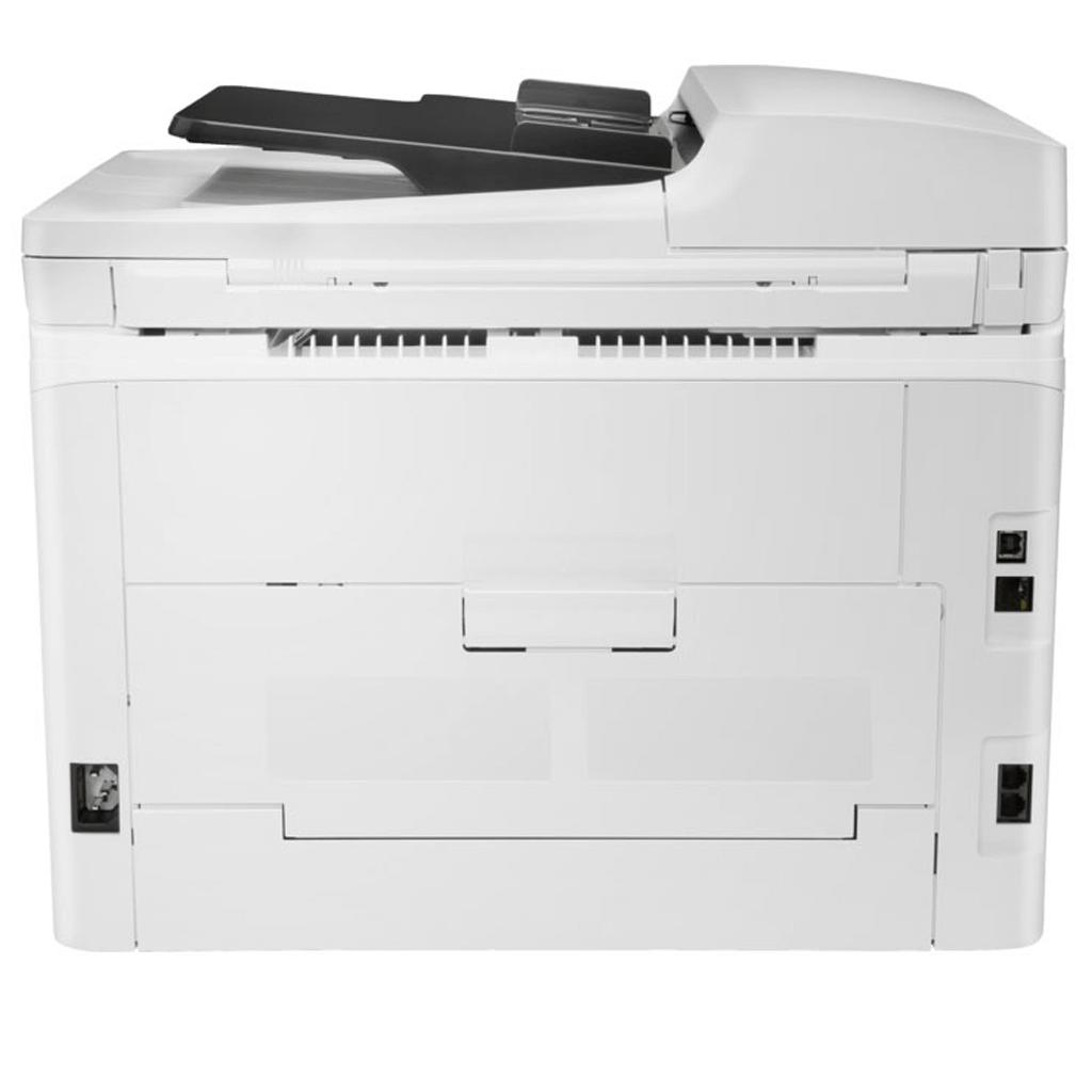 پرینتر چندکاره رنگی لیزری اچ پی مدل LaserJet Pro MFP M181fw