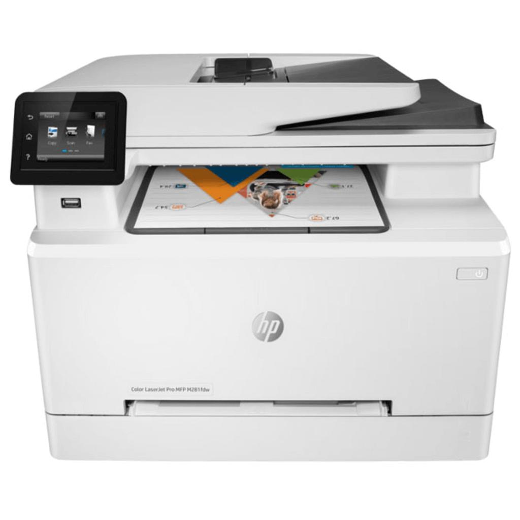 پرینتر چندکاره لیزری رنگی اچ پی مدل LaserJet Pro MFP M281fdw
