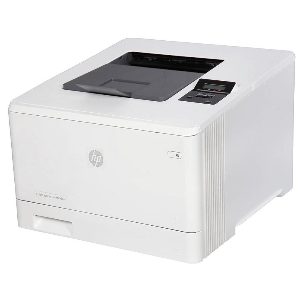 پرینتر لیزری رنگی اچ پی مدل LaserJet Pro M452dn