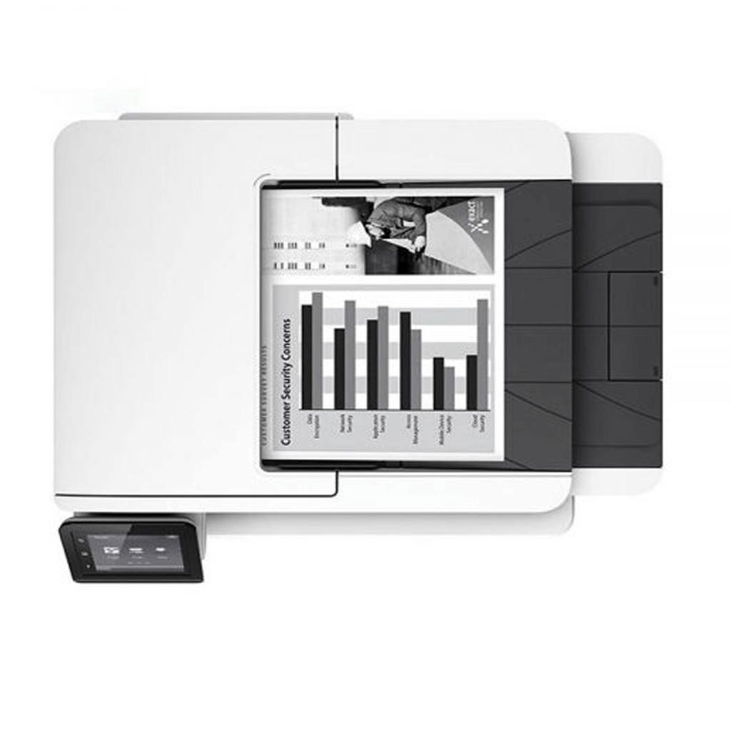 پرینتر چندکاره لیزری اچ پی مدل LaserJet Pro MFP M426fdw