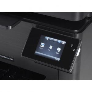تصویر صفحه نمایش پرینتر HP M177fw