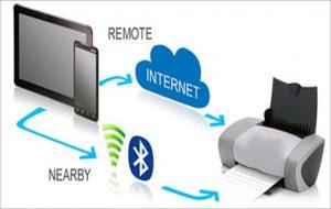 پرینت با موبایل و نحوه اتصال گوشی به پرینتر