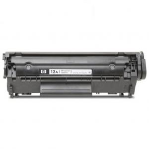 کارتریج hp 12a مناسب پرینترهای لیزری اچ پی