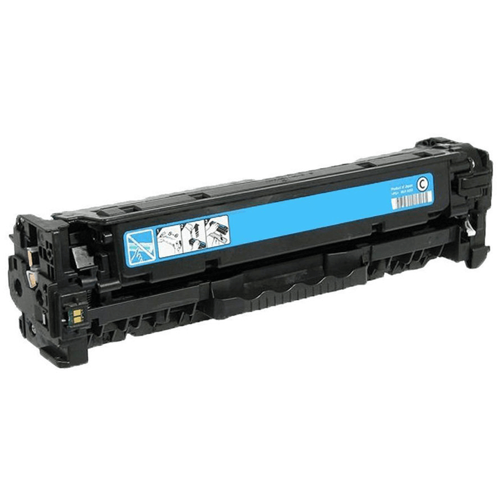 کارتریج اچ پی 201A رنگ آبی HP 201A Cyan Cartridge