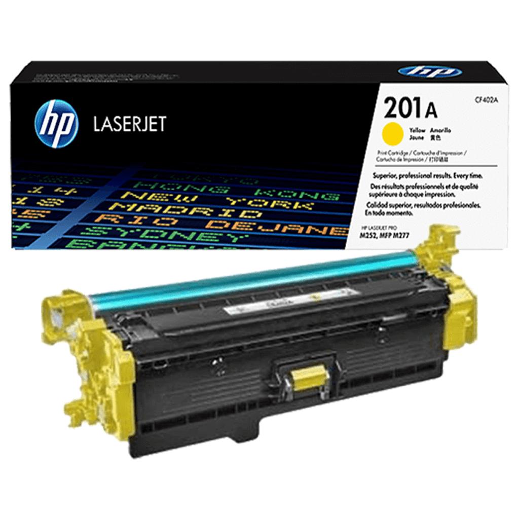 کارتریج اچ پی 201A رنگ زرد HP 201A Yellow Cartridge