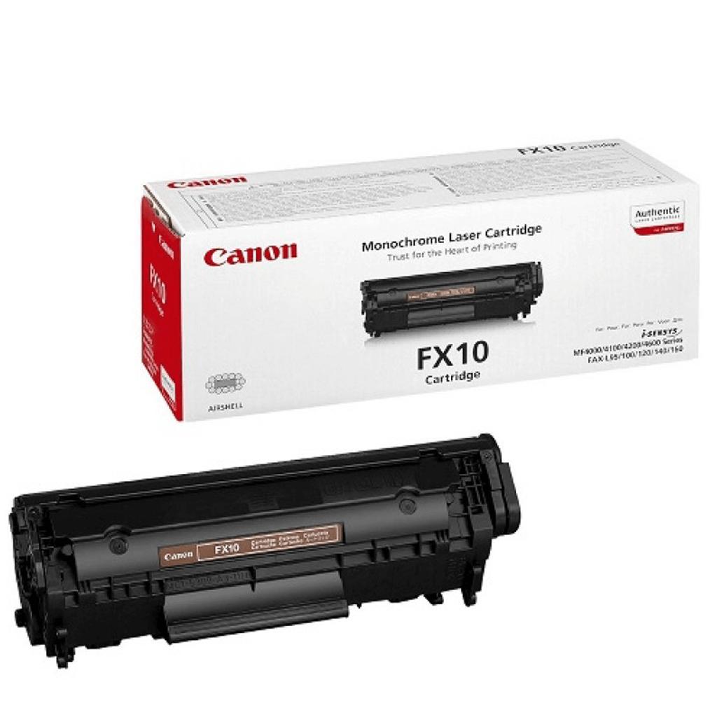کارتریج تونر رنگ مشکی کانن CANON FX10 Black