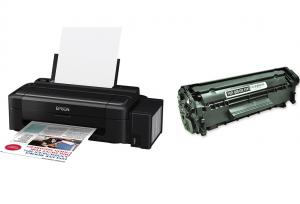 استفاده صحیح از انواع پرینتر های لیزری و جوهرافشان و کارتریج ها