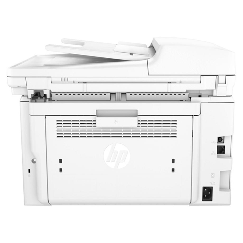 پرینتر سه کاره لیزری تک رنگ اچ پی مدل LaserJet Pro MFP M227sdn