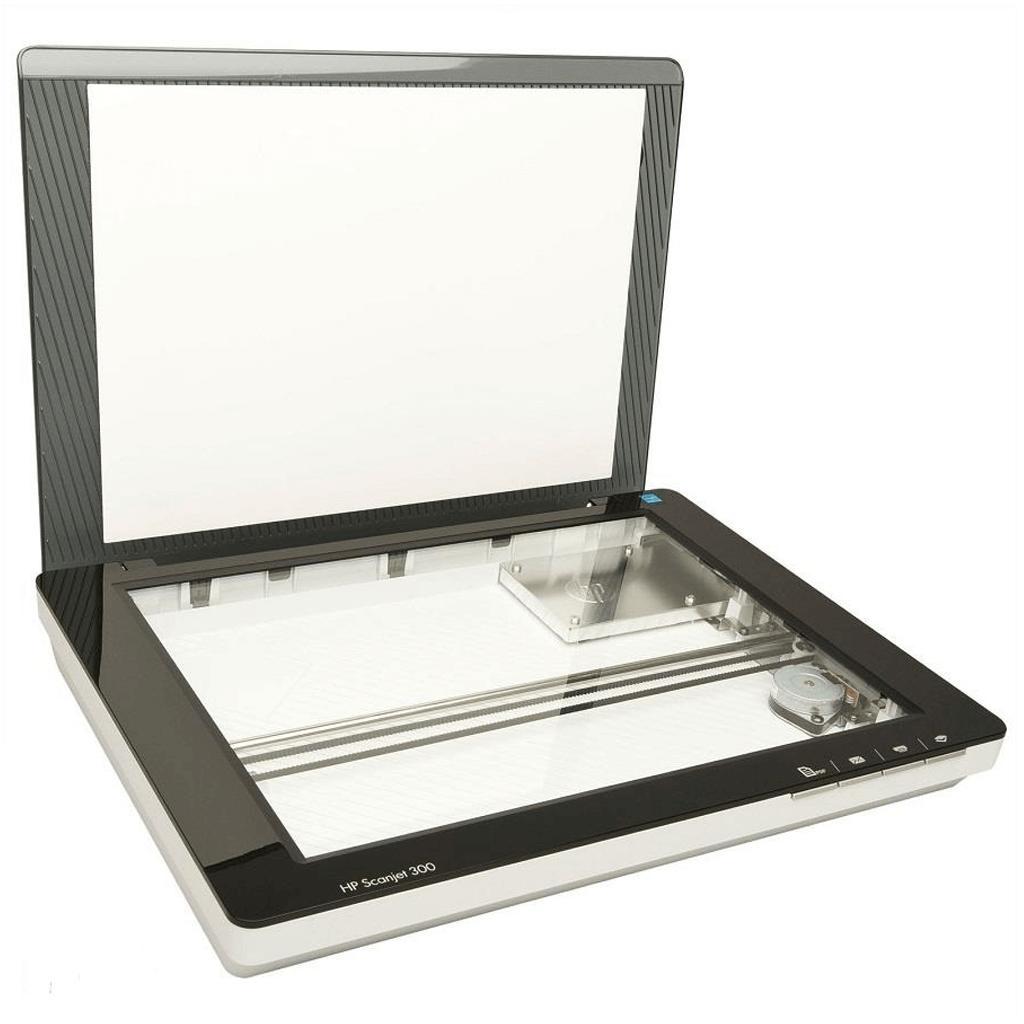 اسکنر عکس اچ پی مدل HP Scanjet 300 Flatbed Photo Scanner