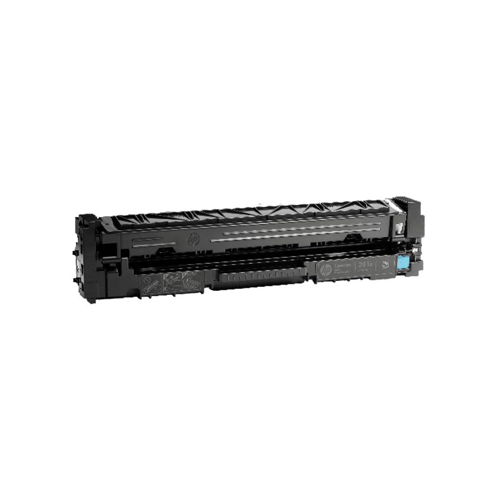 کارتریج اورجینال اچ پی 201A رنگ آبی HP 201A Cyan Cartridge Original