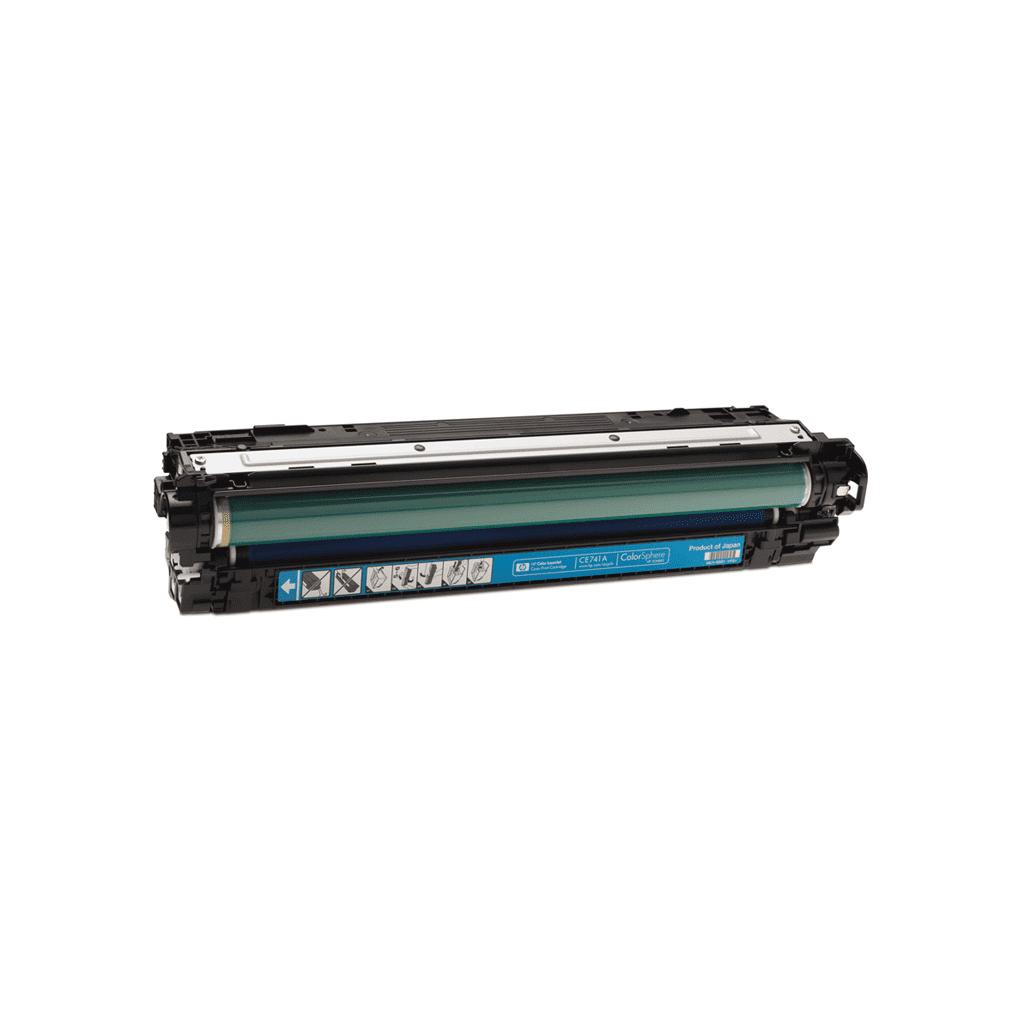 کارتریج اورجینال 307A اچ پی رنگ آبی HP 307A Cyan Cartridge Original