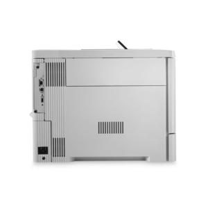 تصویر بخش پشت و درگاه های اتصال پرینتر تک کاره M553n