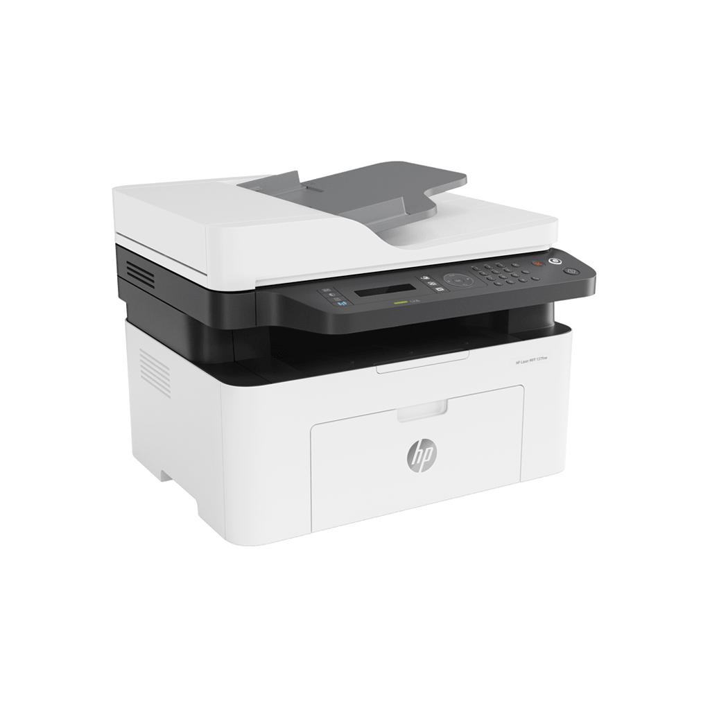 پرینتر چهارکاره لیزری اچ پی مدل HP Laser MFP 137fnw