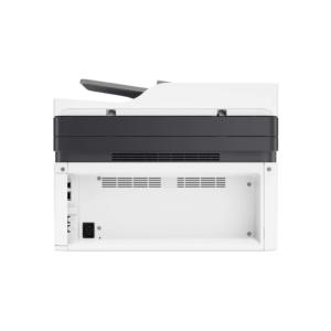 تصویر بخش پشت و اتصالات چاپگر لیزری چندکاره 137fnw