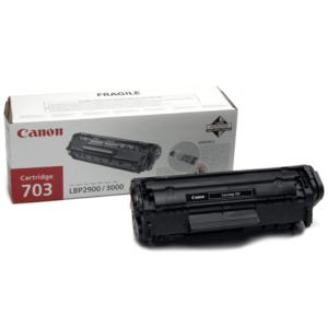 کارتریج 703 قابل استفاده برای پرینتر canon 2900