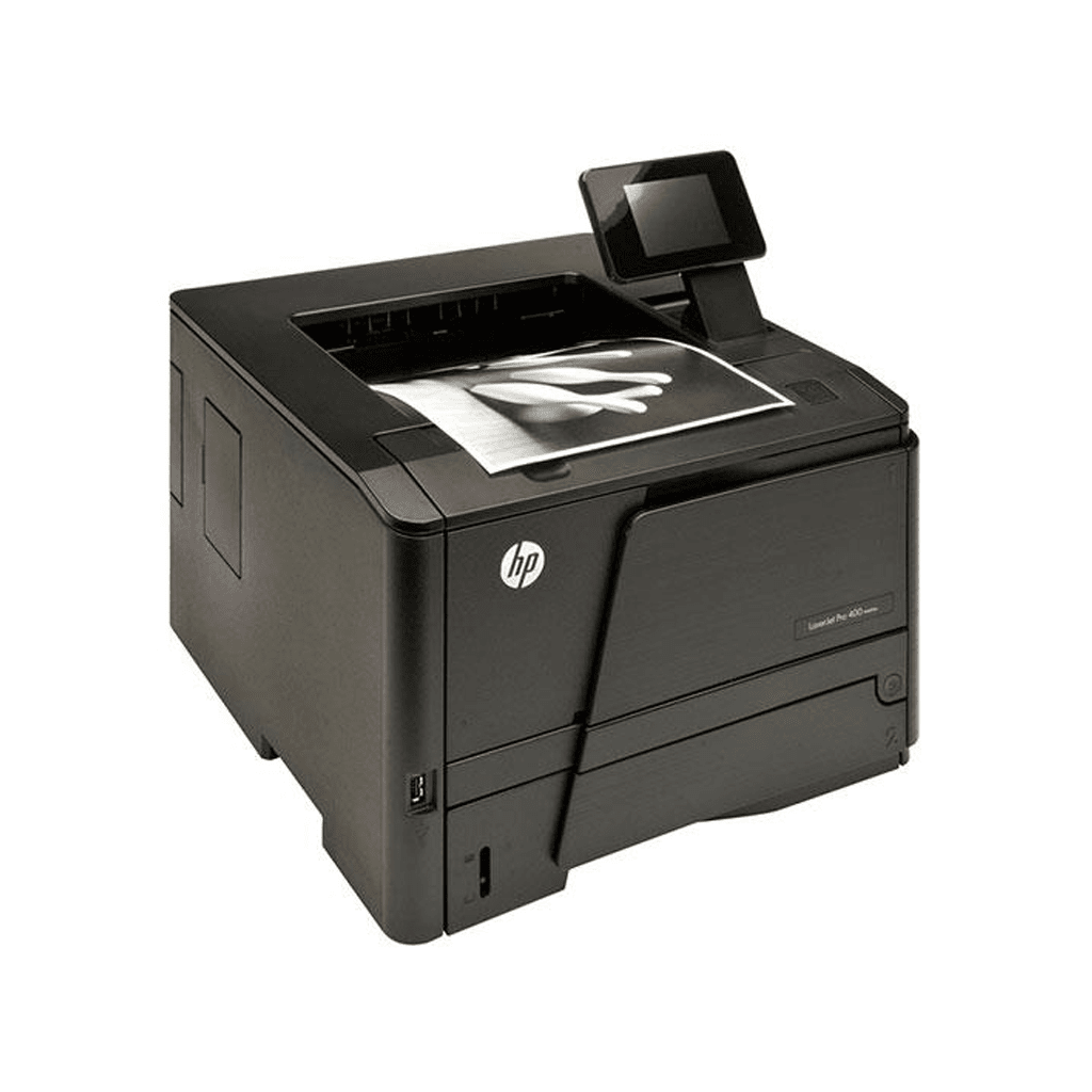 پرینتر تک کاره لیزری اچ پی مدل HP LaserJet Pro 400 M401dw