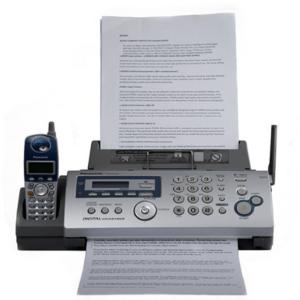 دستگاه فکس fg2452cx پاناسونیک