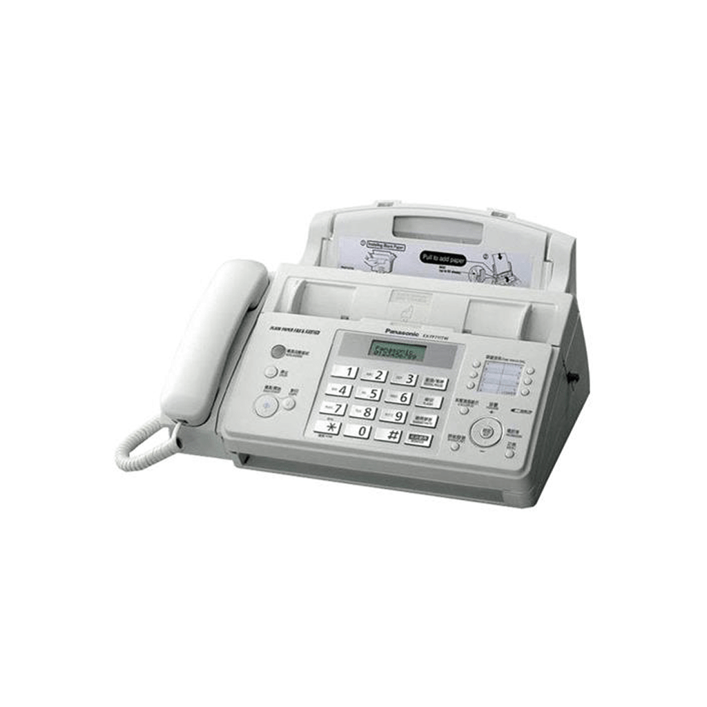 دستگاه فکس پاناسونیک مدل KX-FP711CX-W